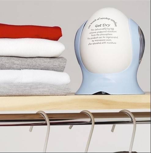Ecofriendly evrionmental Dehumidifier egg