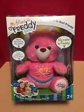 My Friend The Freddy Teddy Bear Interactive Bluetooth