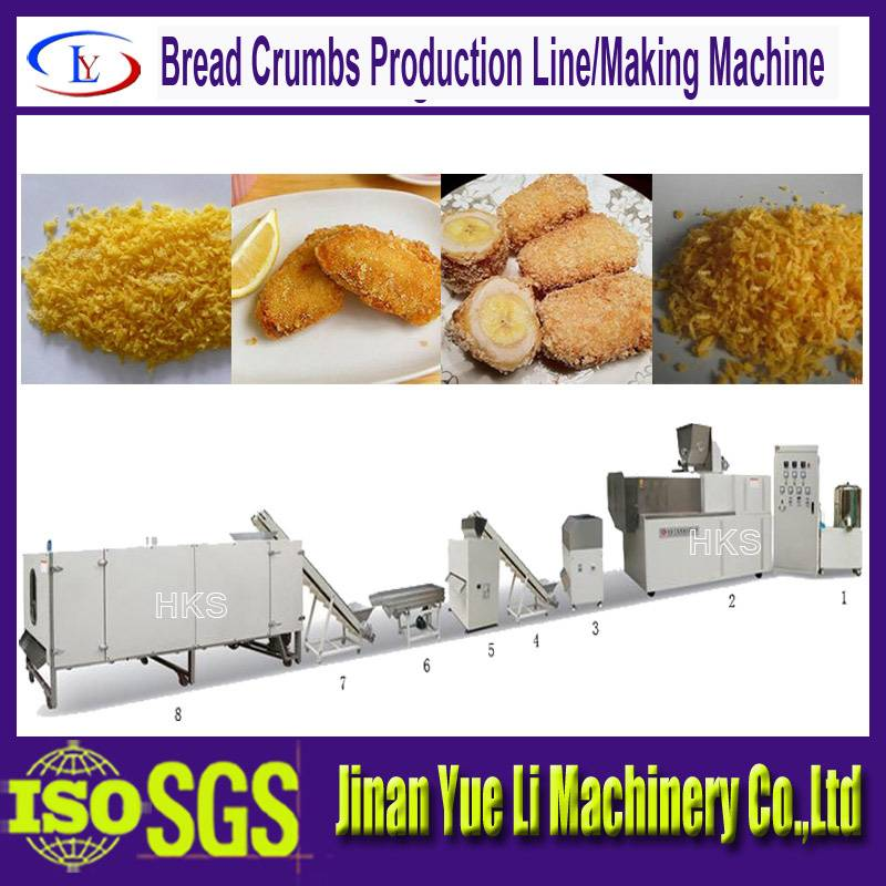 Bread Crumb Machine For Frying Products Processing/Food machine