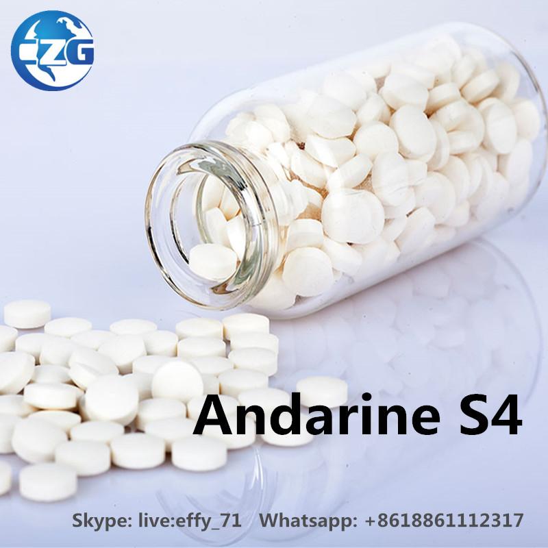 401900-40-1 Andarine Bodybuilding Oral SARMS Andarine S4