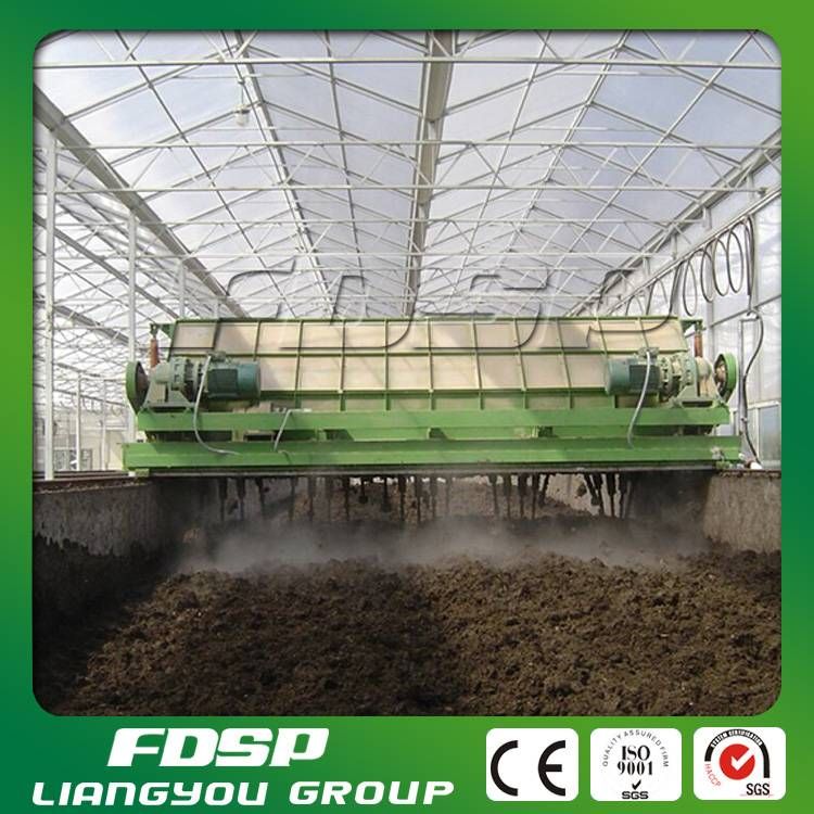 LYFP  Series Rotary Compost Turner