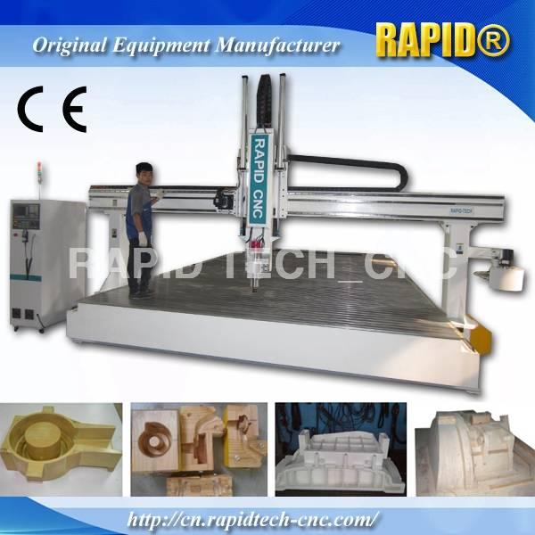 cnc mold making machine , cnc router