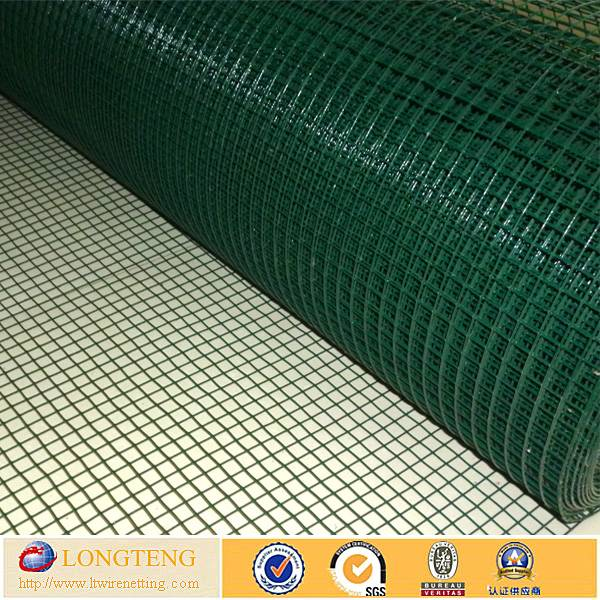 anping supplier low price 3/4 inch pvc coated welded wire mesh for sale