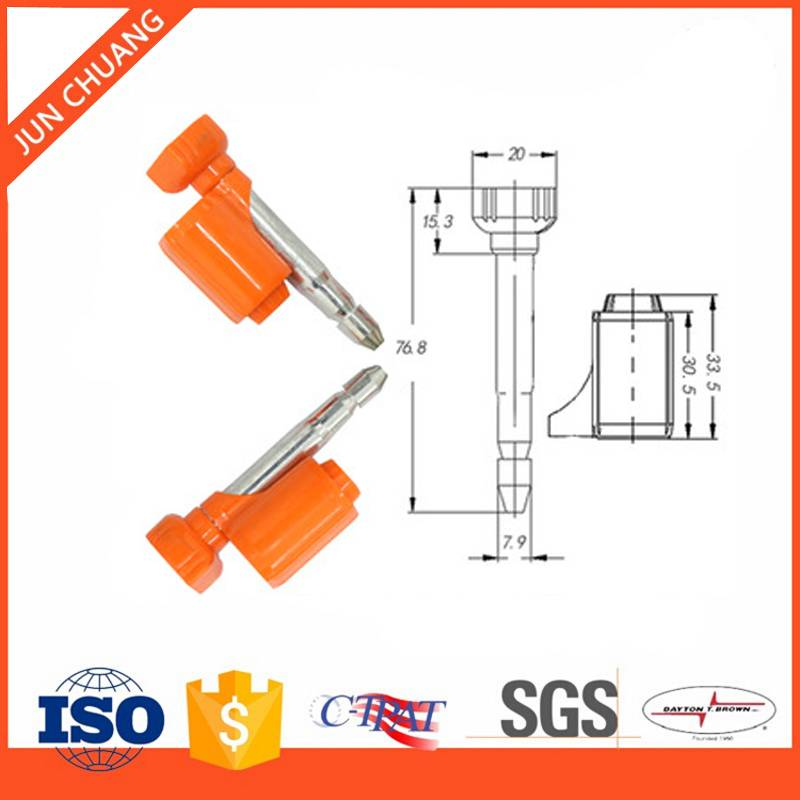 High Security Shipping Container Lock Bolt Seal