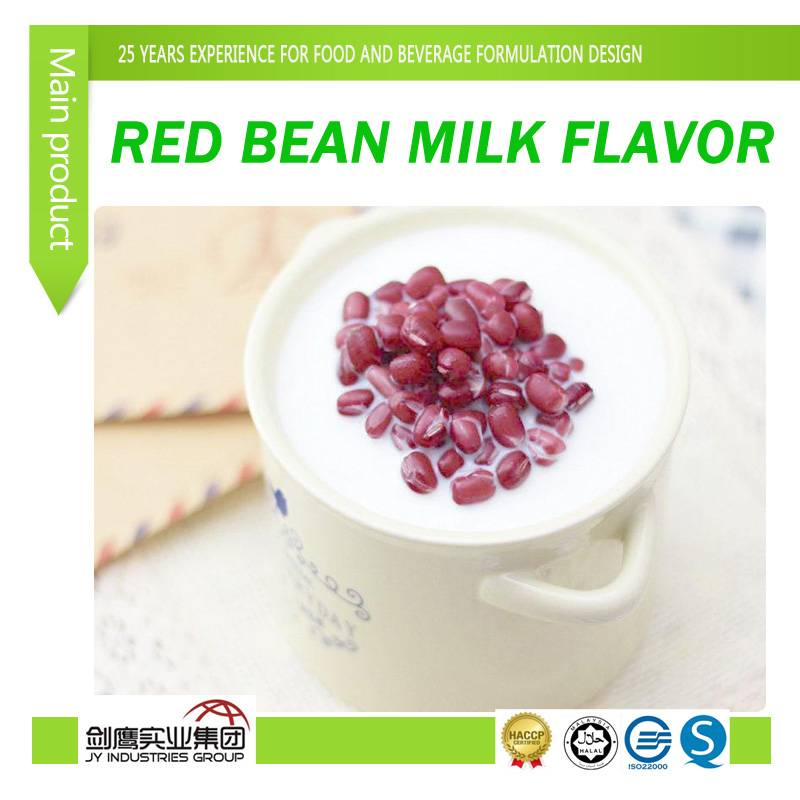 Red Bean Flavor for food