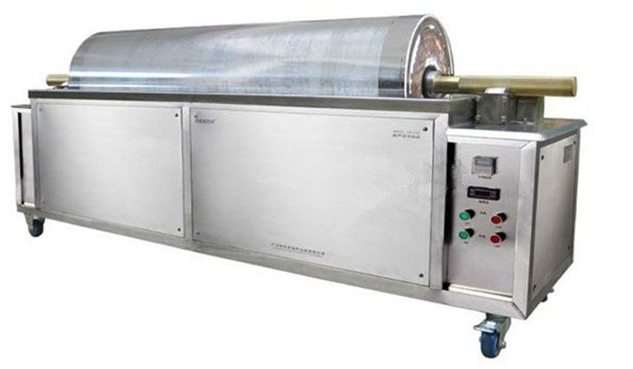 Printing Industry Ultrasonic Anilox Cleaning Machine For Round Parts / Metal Anilox
