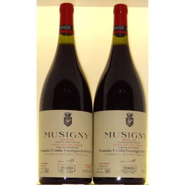 Comte Vogue Musigny Vieille Vignes
