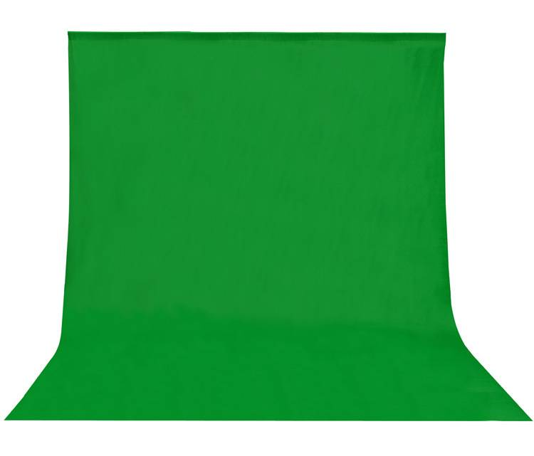 Chromakey Green Screen Muslin Photography Background