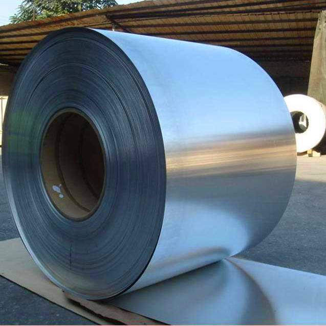 201 Grade Cold Rolled Stainless Steel Coil