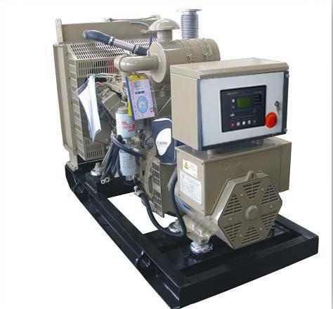 30KW/38KVA  CUMMINS Diesel Generator Power