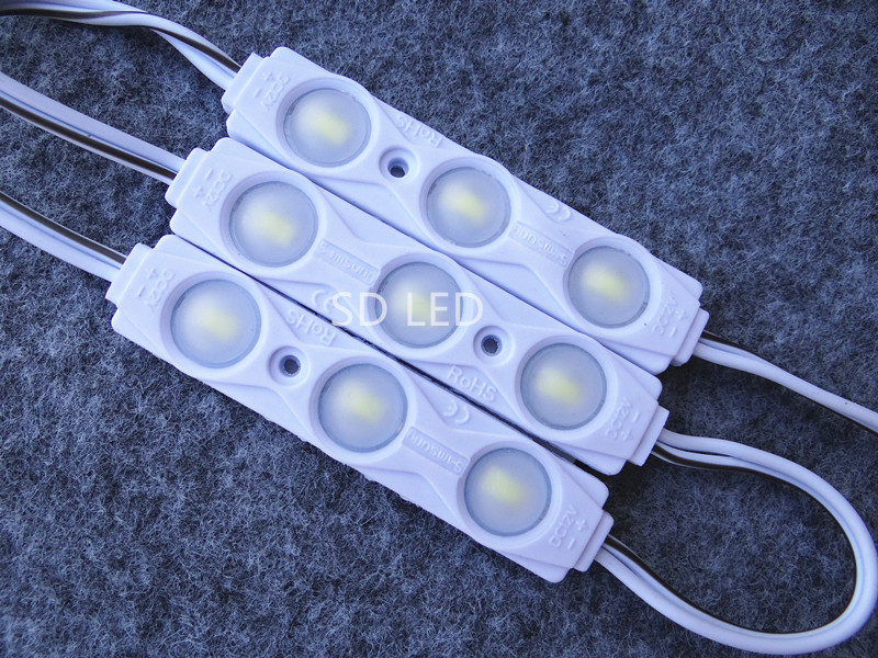 Factory 5730 3led module 5730 injection module DC12V
