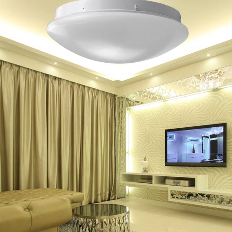9w LED Surface Mount Ceiling Lights Simple Style CE Rohs Approved