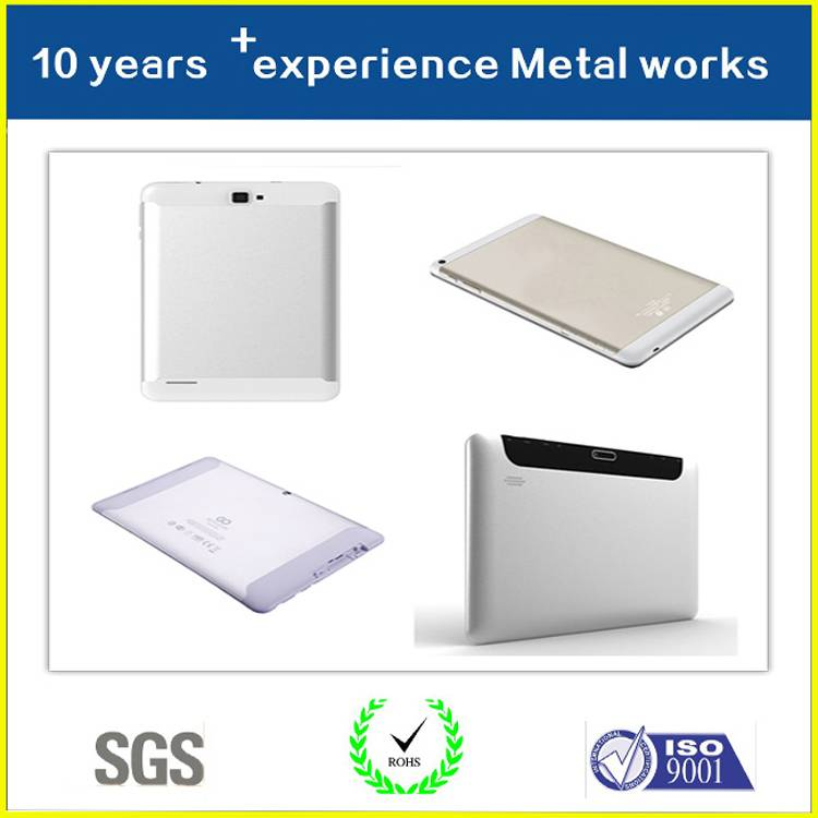 High Quality Factory Directly Supply Custom OEM Tablet PC Housing