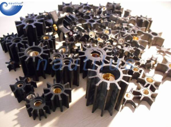 flexible rubber impellers