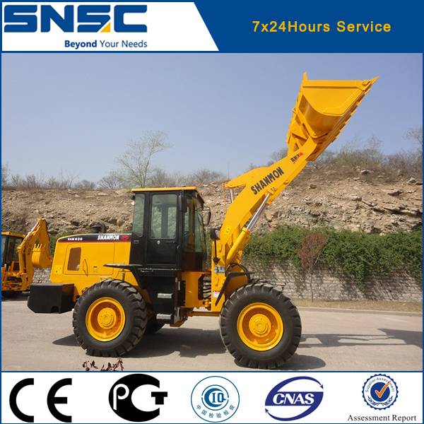 chinese new brand 3 ton joystick control for front loader