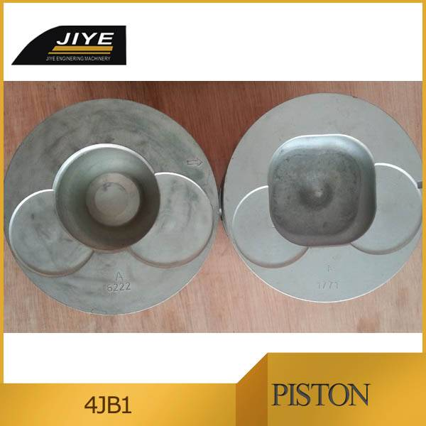 Alfin Aluminium Truck Piston for isuzu 4JB1-T , 5-12111-622-2 ,8-97176-606-0 Machinery Diesel Engine