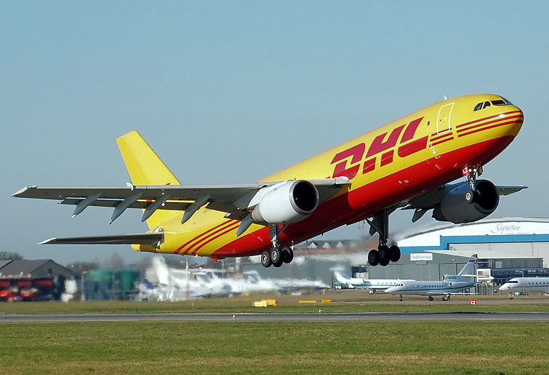 shenzhen DHL TO US canada united kingdom France
