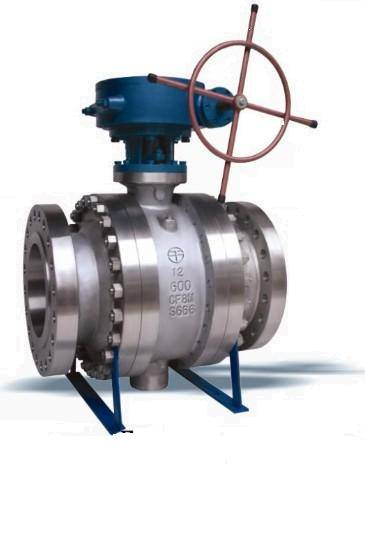 3PC Forged Steel Ball Valves