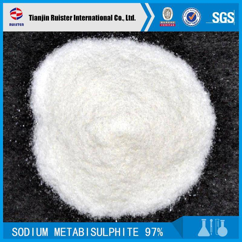 sodium metabidulphide 96%min Na2S2O5