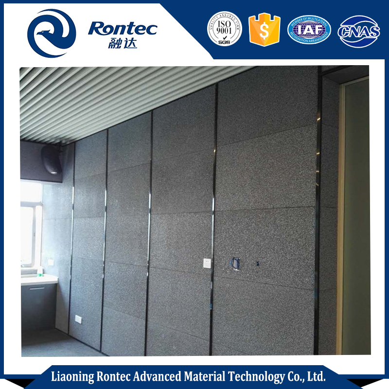 Eco-friendly Acoustic Insulation Ceiling Panel for Conference Room