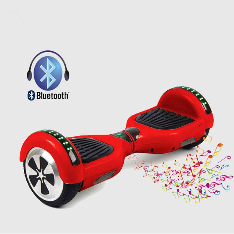 bluetooth self balancing scooter electric hover board drifng scooter