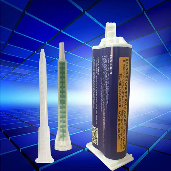 Fast Dry Epoxy Resin Adhesive for Light