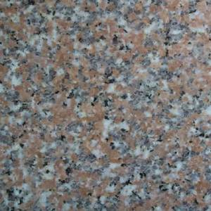 Red granite G696