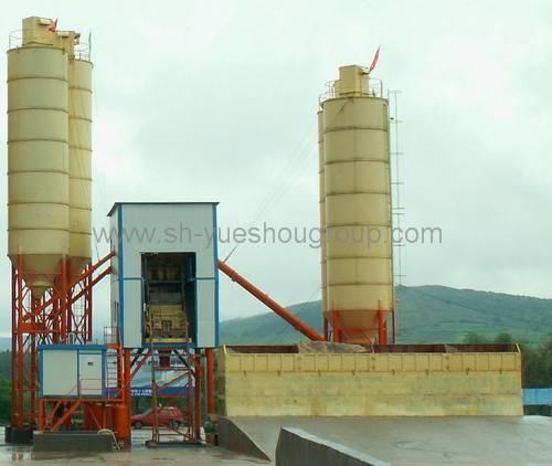 Concrete Mixing Plant (HZS25) -005