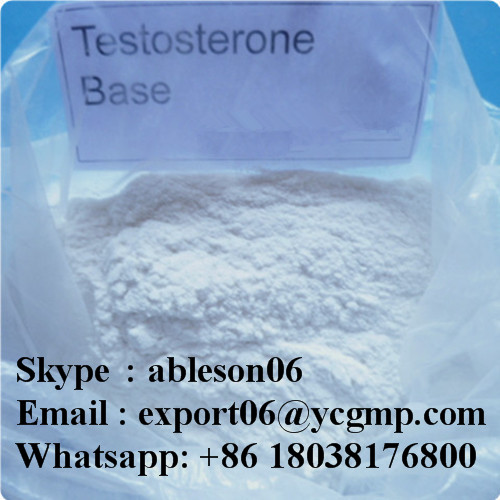 Bulking Steroids Powder 99% Purity Testosterone Base CAS 58-22-0