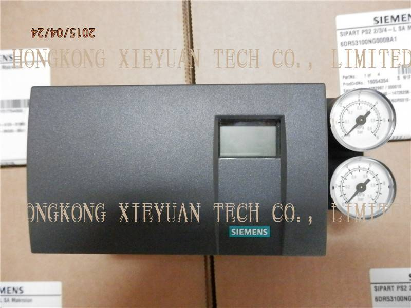Siemens valve positioner 6DR5020-0NN00-0AA0