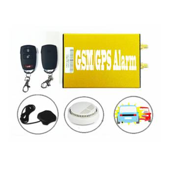 Best Real-time GSM/GPRS Vehicle GPS Alarm Tracker with Doppler Sensor RU-201