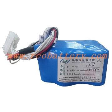 C size 4.5Ah 12V mhni battery pack, power tool battery