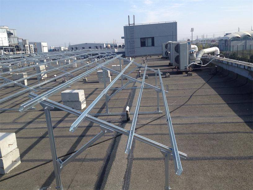 STEEL Solar PV Mounting Systems