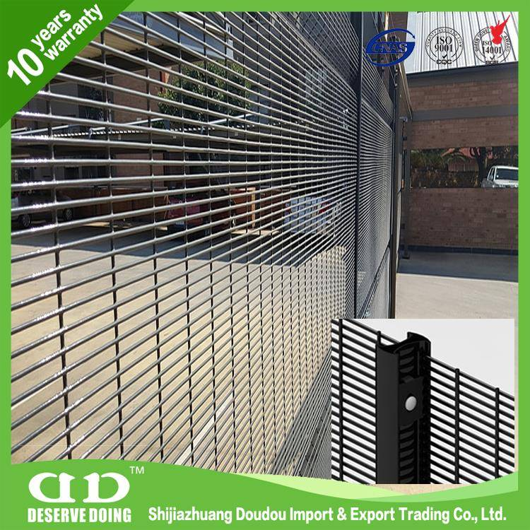 High Quality Security Anti Climb 358 Fence