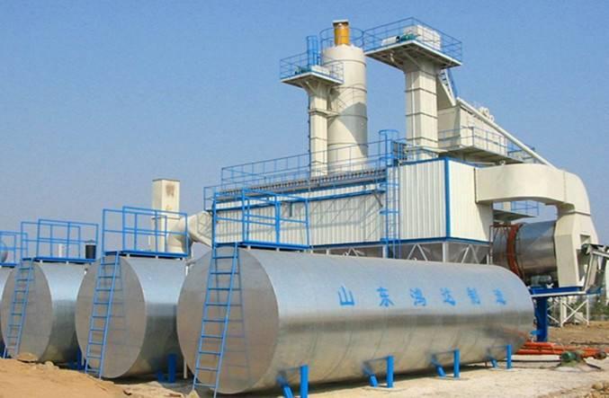 Asphalt Mixing Plant LB1000 Shandong Famous Brand