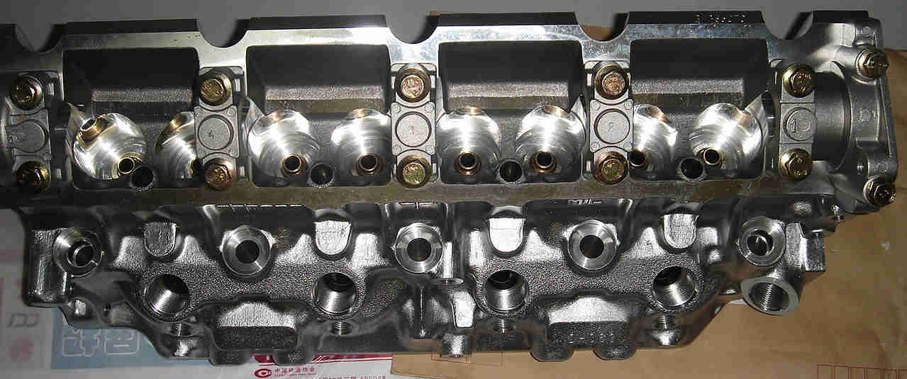 MITSUBISHI Cylinder Head(F8Q,G54B/4G54,4G64,4G63,6G72L/R,4M40T,etc.)