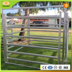 Hot Sale Cheap Cattle Panels,Used Horse Fence Panels,Galvanized Cattle Panels