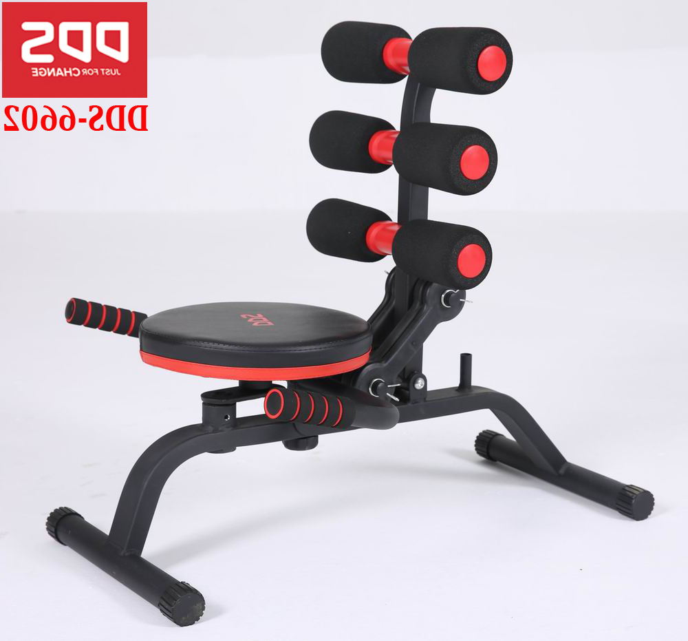 DDS-6602 Indoor fitness chair ab shaper abdominal training machine