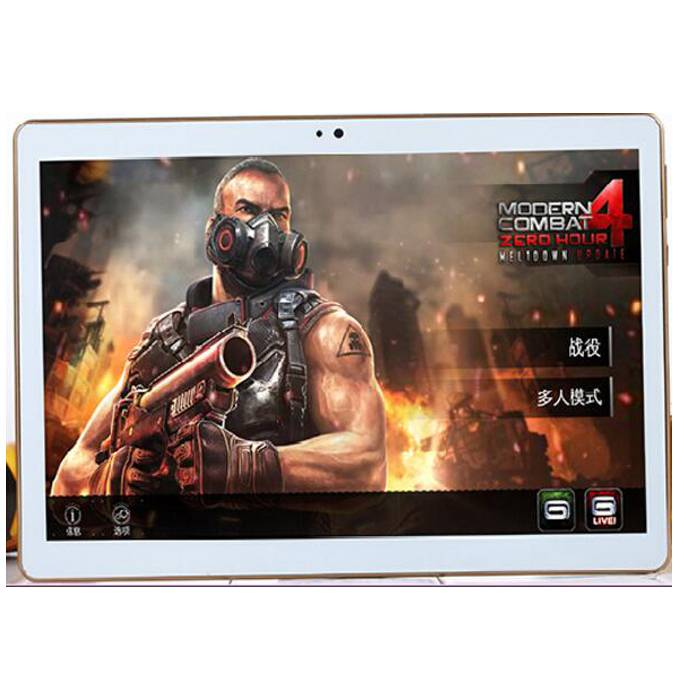 10.5 inch Original 3G Phone Call SIM card Android 5.1 Octa Core 5.0 MP WCDMA WiFi GPS FM Tablet 4GB+