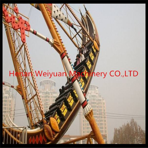 Directly Sale High Quality Kiddie Park Equipment Pirate Ship