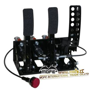 Universal Racing Hydraulic Pedal Kit with single cylinder