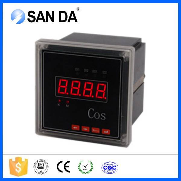 Digital Single -phase Power Factory Meter Made In China