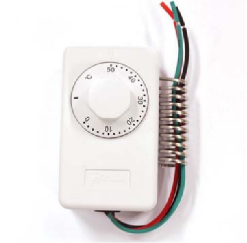Senses the temperature in the air easily Thermostat ITS
