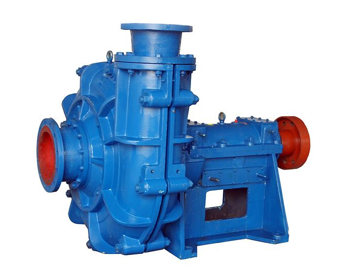 Industrial mining slurry pump with CE/ISO approval