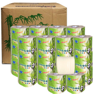 Toliet Paper Roll Packaging And Printing Material Plastic Film