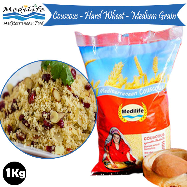 Couscous Medium Grain 1 kg