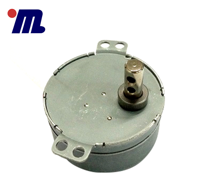 Single Phase 4W Electri Motors, Small AC Gear Motor SD-83 For Heater Coil