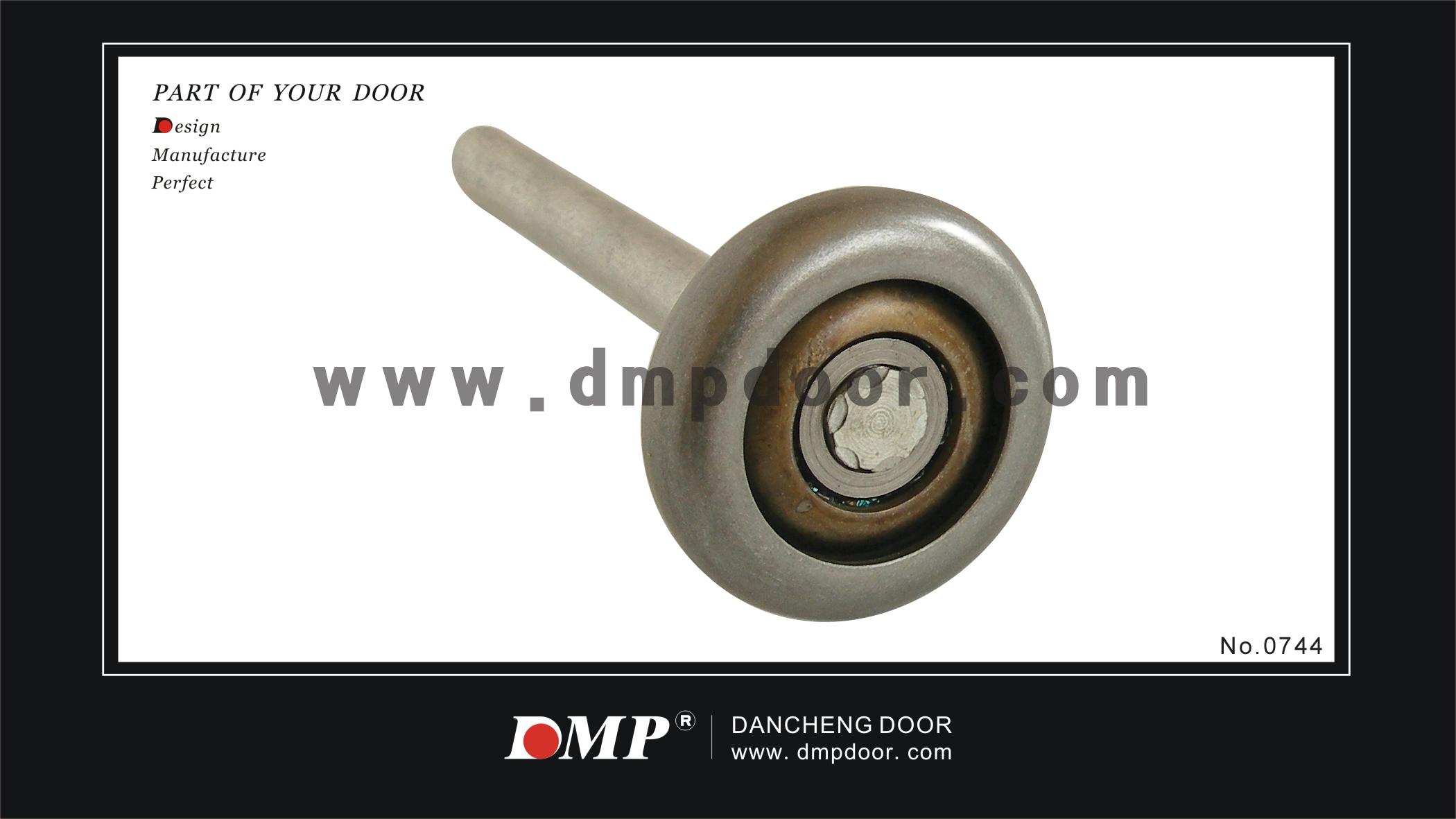 garage door steel roller