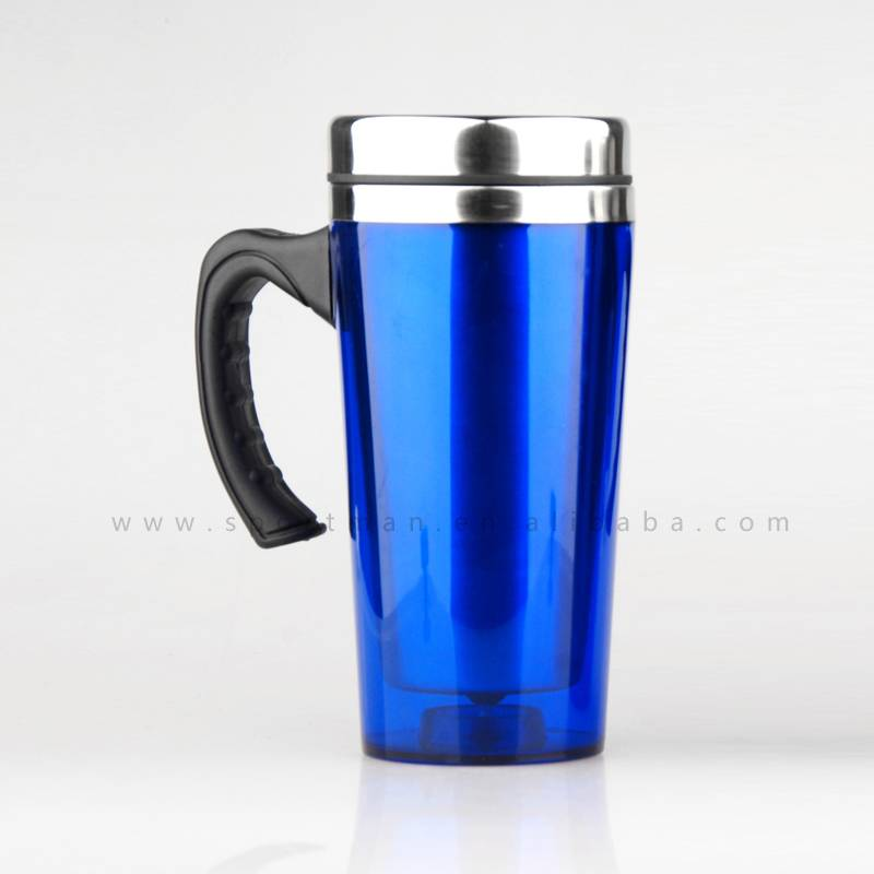 Factory Sell Direct Tumbler/Double Wall Mug/Stainless Steel & Plastic Cup