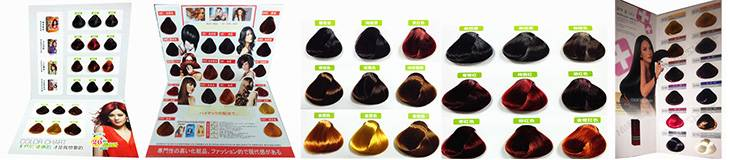 Professional Italian Hair Color Brands Customized in China Suppliers